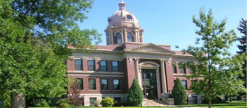 Dickey County Courthouse